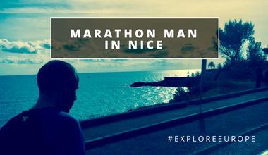 Marathon Man in Nice