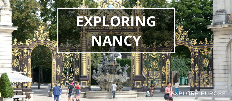 Exploring Nancy