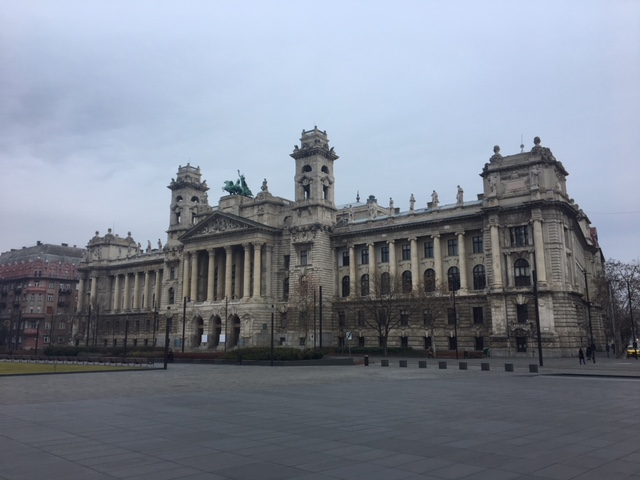 John's weekend exploring Budapest