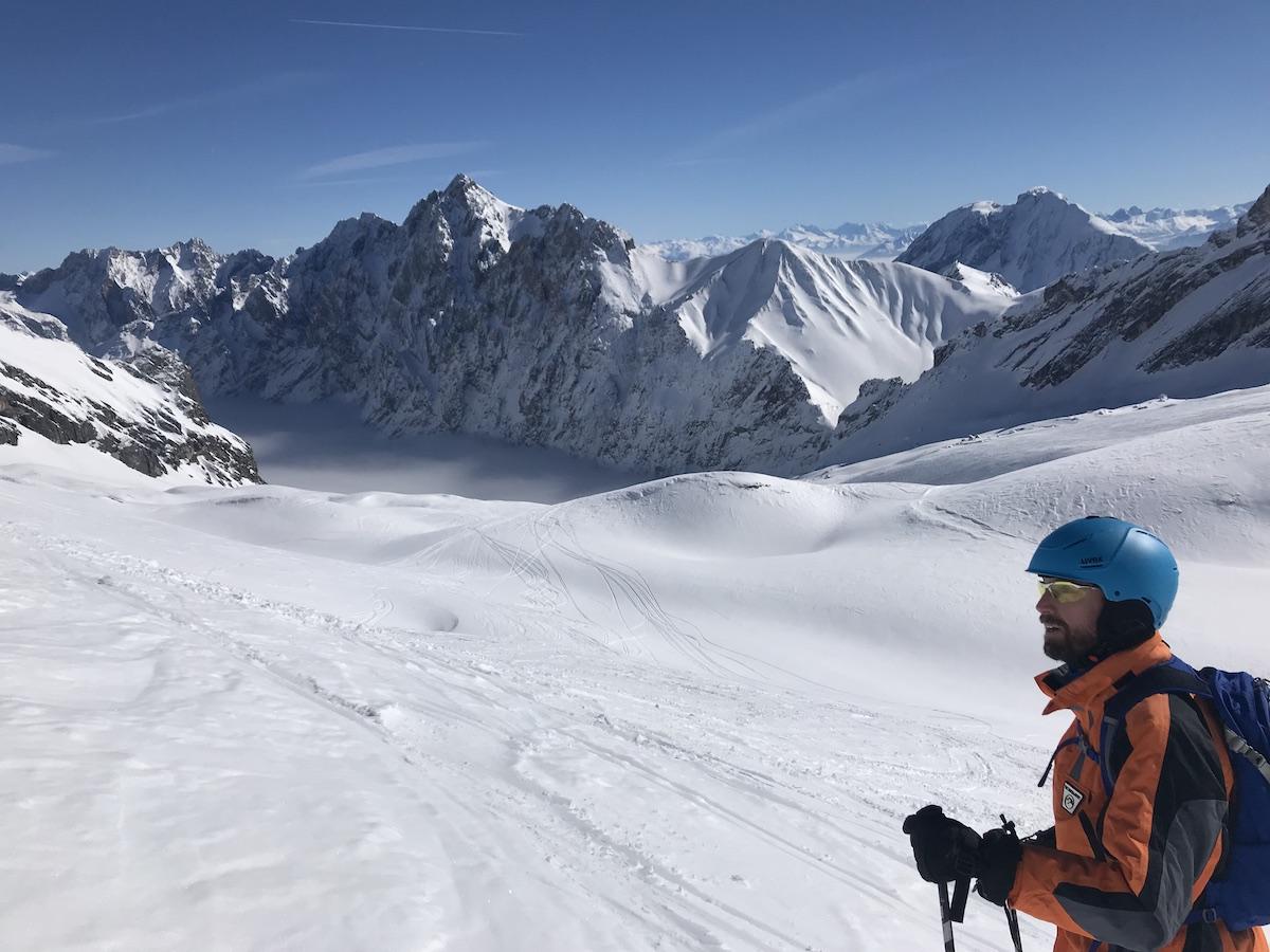 David from The Used Car Guys was Skiing Garmisch-Partenkirchen #ExploreEurope