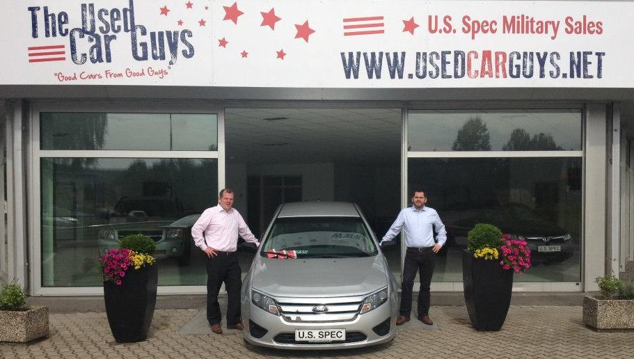 First Used Car Guys Showroom in 2012