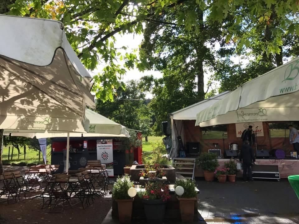 Bremerhof Beer Garden