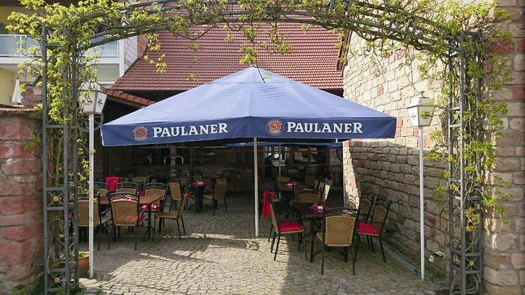 Zum Kääser Beer Garden