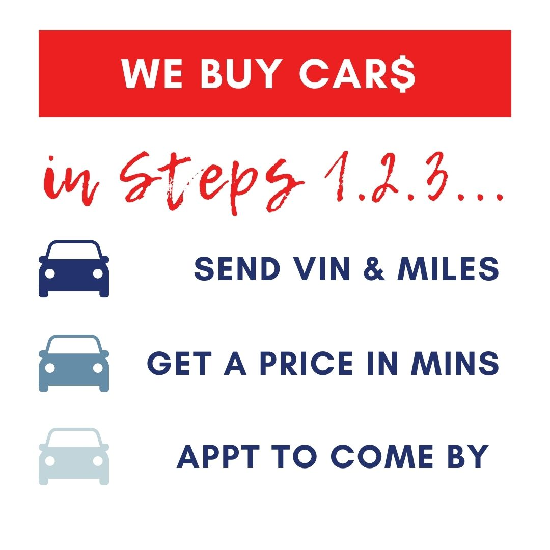 Sell Your Vehicle Quickly for Cash   The Used Car Guys